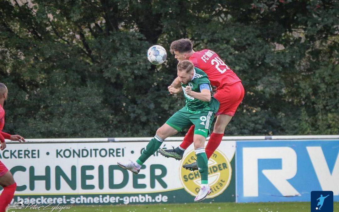 Remis gegen den FC Hürth