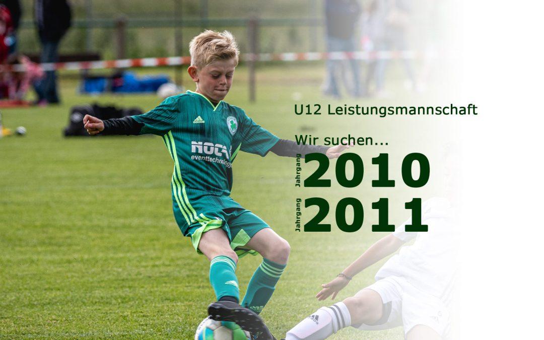 Neues U12 Team